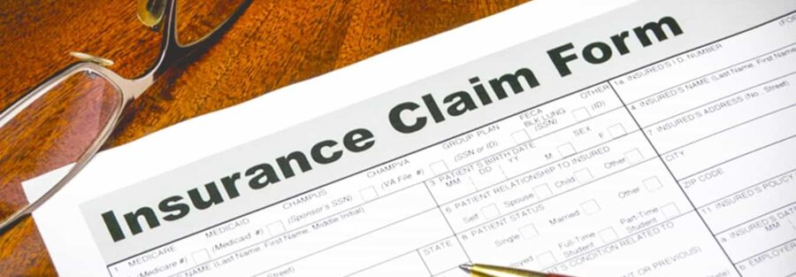 How to claim Insurance